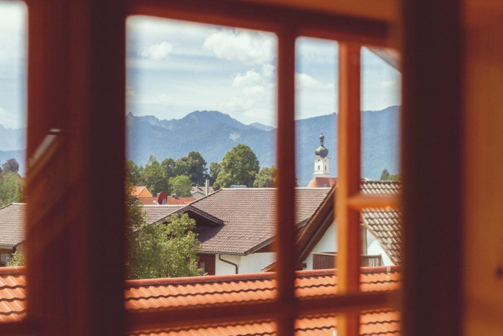 Ferienwohnung Schöne Aussicht Ausblick