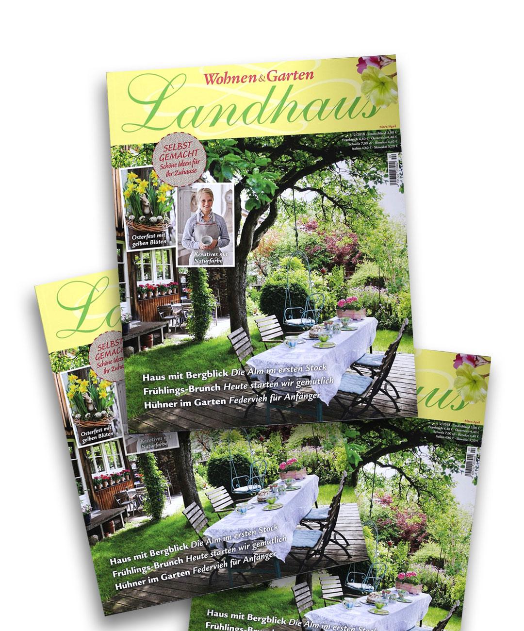 Landhaus Wohnen & Garten